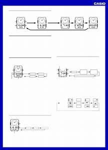 Casio Watch 2338 User Guide
