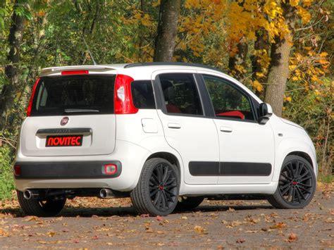 Novitec Fiat Panda 2018 Exotic Car Wallpaper 15 Of 48