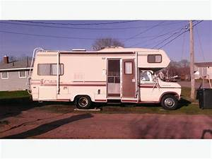 1987 Ford Citation Supreme Motor Home Queens County  Pei