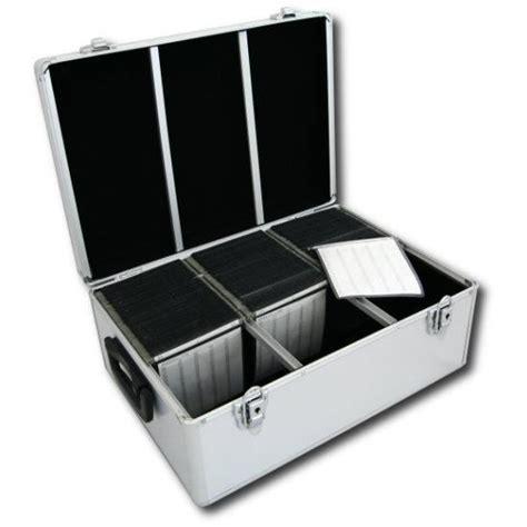 valise de rangement alu valise de rangement 500 cd dvd alu prix pas cher les soldes sur cdiscount cdiscount