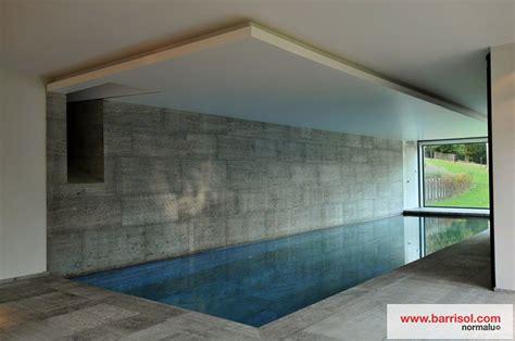 cuisine pour piscine le plafond tendu barrisol dans votre piscine