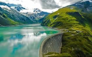 Mooserboden Reservoir