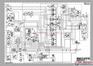 Volvo Ew140 160 180c Hydraulic Schematic