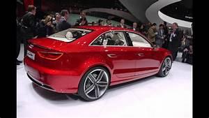 Audi A3 8v Sedan 2016 Redesign