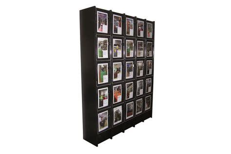 Zeitschriften Aufbewahrung by Ordrup Functional Magazine Display And Storage Cabinet