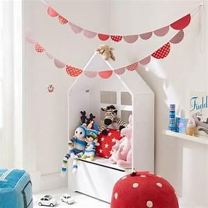 Guirlande Pour Chambre : d co chambre diy guirlande en papier pour une chambre d 39 enfant c t maison ~ Teatrodelosmanantiales.com Idées de Décoration