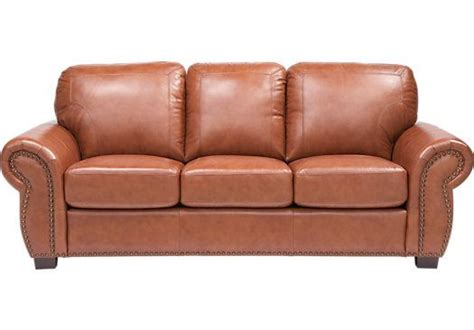 sleeper sofa rooms to go for a sky valley leather sleeper at rooms to go find