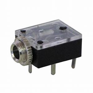 3 5mm Stereo Mini  2 Nc Shunts