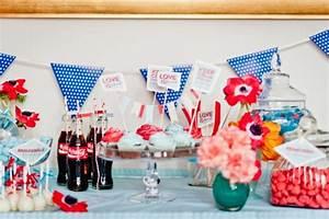 Dekoration 50er Jahre : brautparty my bridal shower blog ~ Sanjose-hotels-ca.com Haus und Dekorationen