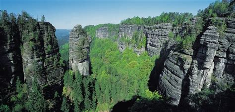 National Park Bohemian Switzerland By Guide Bohemian