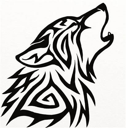 Tribal Wolf Tattoo Tattoos Lobo
