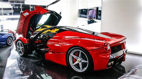 Car For by Dubai Car Dealership Has Two Different Laferraris