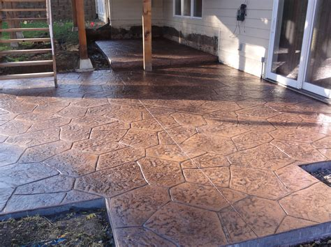 sted concrete designs sted concrete decks and patios sted concrete patio cost