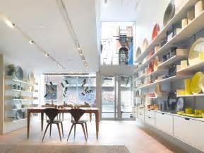 home interior shops retail shop interior design of mud australia showroom new york united states design images
