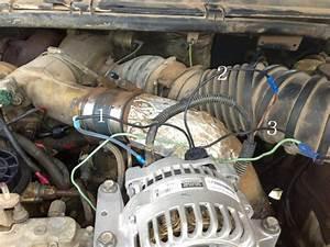 2000 F250 7 3 Alternator Wiring Help