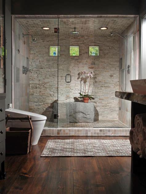 High End Shower Heads - luxurious showers hgtv