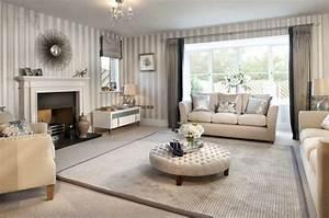 Schöne Bilder Für Wohnzimmer : sch ne wohnzimmer mit kamin stilvoll ~ Bigdaddyawards.com Haus und Dekorationen