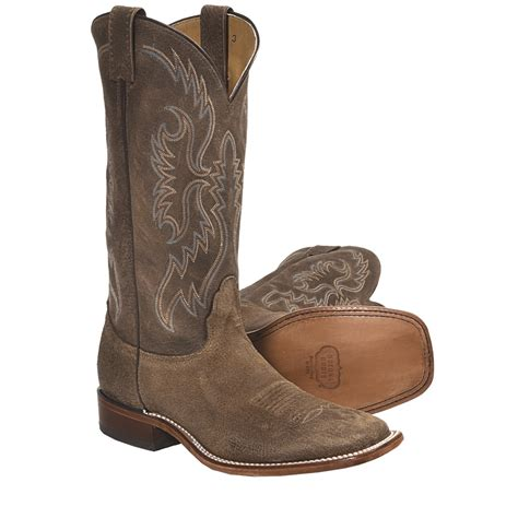 Wonderful Brown Cheap Cowboy Boots  Awesome Classy Square