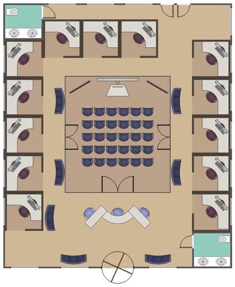 free office layout design office layout plans interior design office layout plan design element building drawing