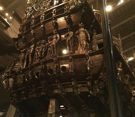 vasa ship museum vasa ship museum unveils a mysterious swedish warship