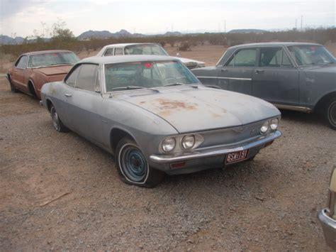 1966 Chevrolet Corvair (#66ch1747c)  Desert Valley Auto Parts