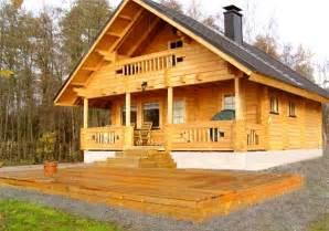 chalets bois bois massif et contrecoll 233