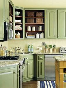 repainting cabnit colors ideas you like green color and With kitchen colors with white cabinets with canvas sets wall art