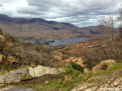 Jaunting Through Killarney Going Round The Ring Kerry