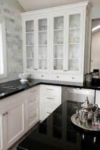Black And White Kitchen Backsplash The Granite Gurus Using Gray In Your Kitchen