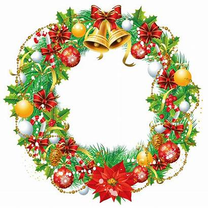 Christmas Clipart Wreath Transparent Story Cliparts