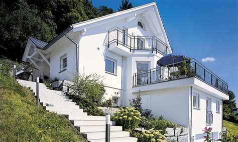 Haus Am Hang Bauen by Beeindruckende Haus Bauen Hanglage Innerhalb Hausbau Der