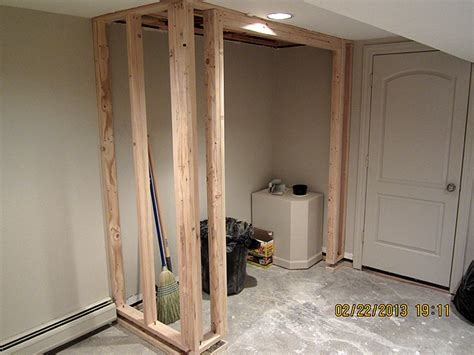 framing a new closet roselawnlutheran
