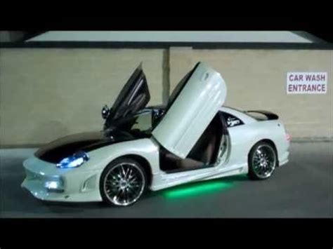 Souped Up Mitsubishi Eclipse by 2003 Mitsubishi Eclipse Fully Loaded Wmv Mitsubishi