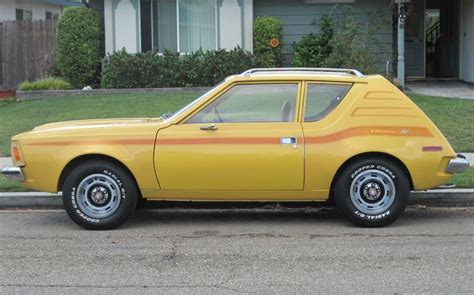 The Original Hot Hatch 1973 Amc Gremlin X Http