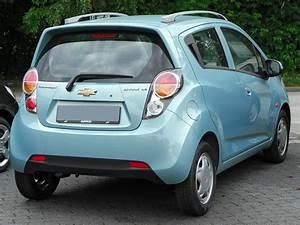 U30d5 U30a1 U30a4 U30eb Chevrolet Spark 1 2 Ls  Rear
