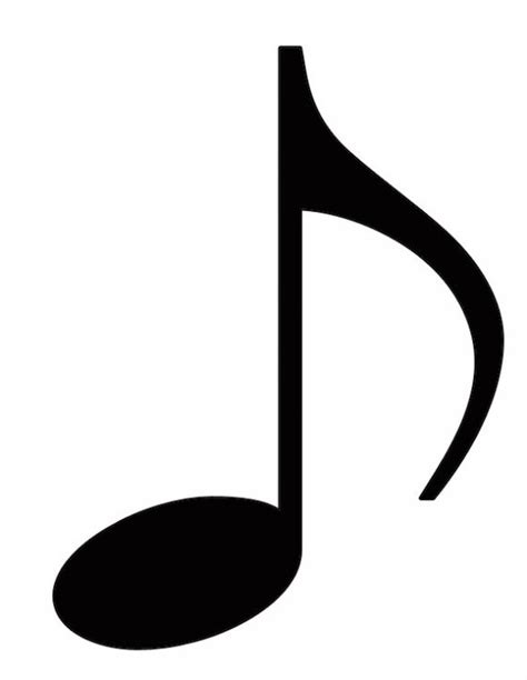 Double Eighth Note - ClipArt Best