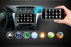Android Car Radio DVD GPS Navigation Central Multimedia