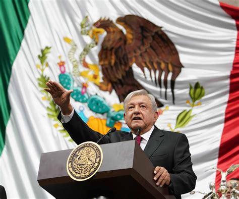 amlos inauguration   future  mexico nacla