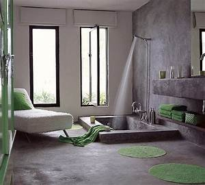 How to turn your bathroom into a modern zen retrat for Salle de bain design avec golf décoration et accessoires
