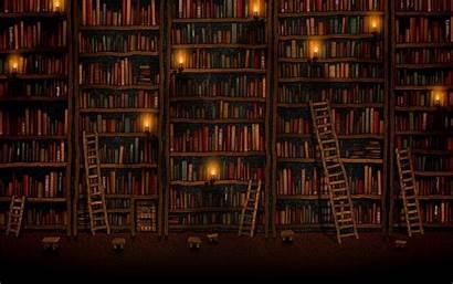 Bookshelf Wallpapers