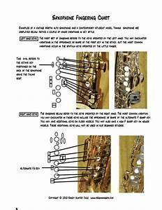 Bari Sax Chart Saxophone Chart Beginning Saxophone Saxstation