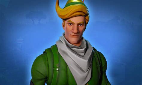 codename elf fortnite skin christmas elf skin