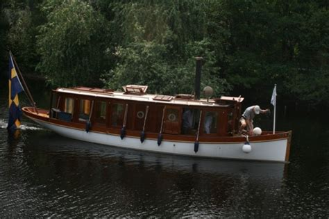 Steam Boat For Sale Uk by For Sale Steam Launch Wooden Motor Yacht