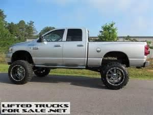 Lifted Dodge Ram 2500 Diesel Truck