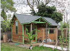 Detached Bedroom as Tiny Home Accessory Dwellings