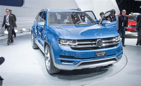volkswagen crossblue volkswagen crossblue concept photo gallery of auto shows