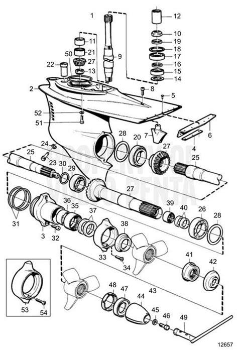 Volvo Penta Outdrive Diagram Reviews