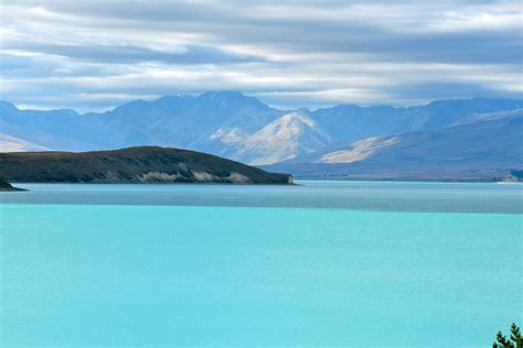 New Zealand Lake Tekapo Gary Colliers Blog