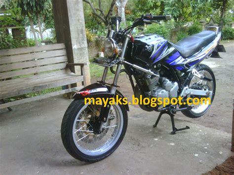 Modifikasi Scorpio Z by Yamaha New Scorpio Z Modifikasi Touring Thecitycyclist