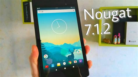 nexus android nougat rom crdroid